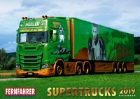 Supertrucks Kalender 2019