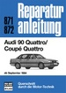 Audi 90 Quattro / Coupe Quattro ab September 1984